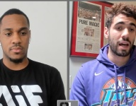 CL Live Basketball: Georges Niang and Monte Morris 4/28