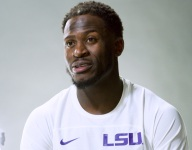 Tre'Davious White: Returning to LSU was best for me