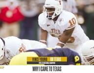 Vince Young on why he chose Texas