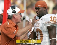 Former Texas QB discusses enforcing the Mack Brown rules