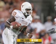 Former Texas QB Vince Young talks about the game that set the tone during their championship run